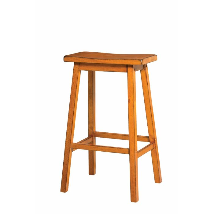 Awe Inspiring Snowden Wooden 29 Bar Stool Caraccident5 Cool Chair Designs And Ideas Caraccident5Info