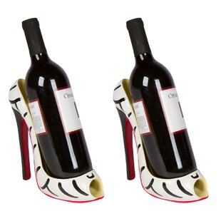 Cabe High Heel Holder 1 Bottle Tabletop W..