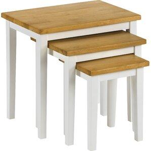 Elvina 3 Piece Nest of Tables