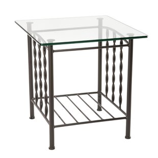 Roye End Table by Loon Peak Modern