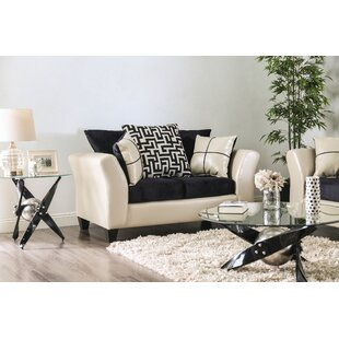 Affordable Price Fidler Loveseat by Everly Quinn Reviews (2019) & Buyer's Guide