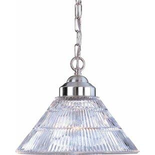 Volume Lighting 1-Light Cone Pendant