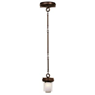 Kalco Newport 1-Light Drum Pendant