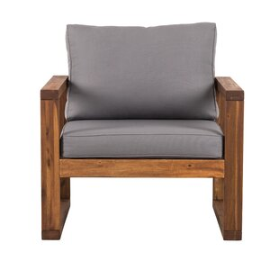 Lydon Patio Chair With Cushion
