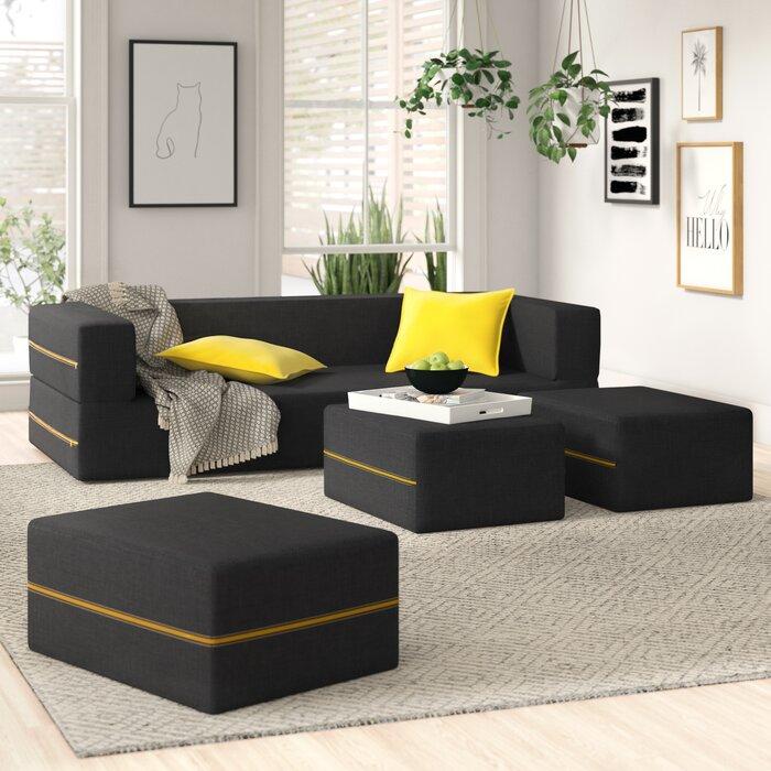 Magnificent Eugene Sleeper Sofa Ncnpc Chair Design For Home Ncnpcorg