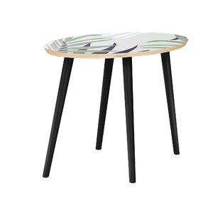 Affordable Koutio End Table by Brayden Studio
