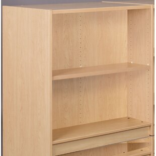 Reviews Library Starter Standard Bookcase by Stevens ID Systems
