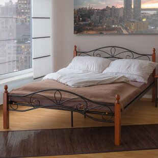 Montpelier Bed Frame By Marlow Home Co.
