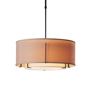Hubbardton Forge Exos 3-Light Pendant
