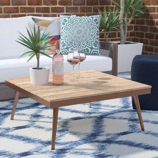 Brayden Studio Bendale Contemporary Outdoor Table
