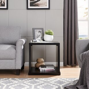 Find the perfect Laverock End Table by Millwood Pines