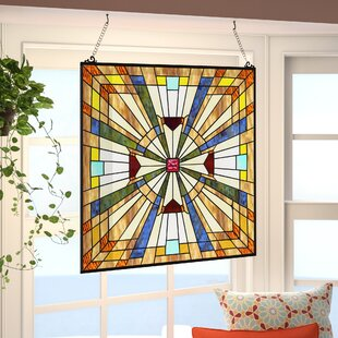 Charlotte Square Gl Window Panel