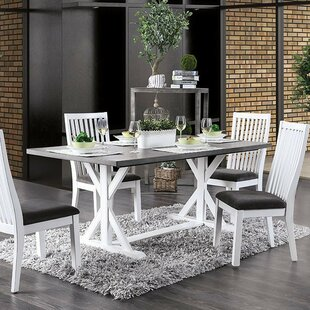 Gagne Dining Table by Rosecliff Heights Best
