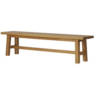 Orson Dining Bench By Gracie Oaks