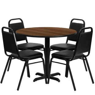 Ahlam 5 Piece Dining Set