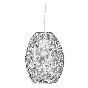 Glimmering 1-Light Crystal..