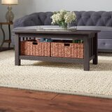 Denning Coffee Table by Andover Mills