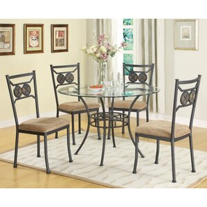 5 Piece Dining Set by Anthony California