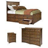 Boehme Platform Configurable Bedroom Set by Foundry Select