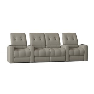 Home Theater Row Seating Row of 4