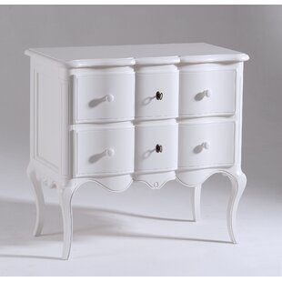 Colfax 2 Drawer Chest By Fleur De Lis Living