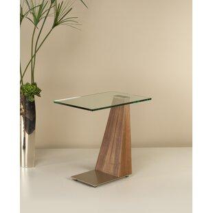 Elite Modern Cliff End Table