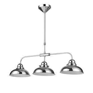 Irasville 3 Light Kitchen Island Pendant