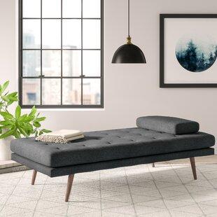 Hambleton Chaise Lounge by Wade Logan