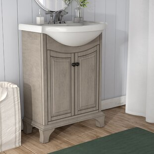 Find Athens 26 Single Bathroom Vanity Set By Three Posts