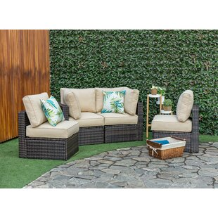 Soukup Outdoor 4 Piece Sec..