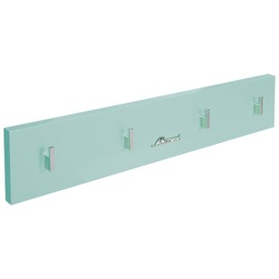 Rollo Wall Mounted Coat Rack By 17 Stories