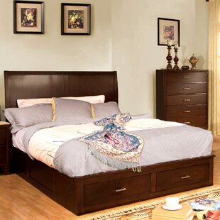 Carpino Platform Bed