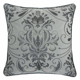 Hitchens Luxury Embroidery Velvet Throw Pillow