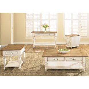Balhi 4 Piece Coffee Table Set