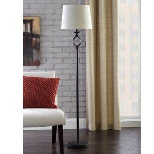 Price comparison Ebbert 60 Floor Lamp By Charlton Home
