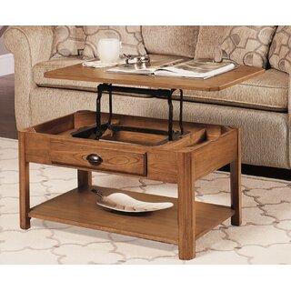1014 Lift-Top Coffee Table by Wildon Home๏ฟฝ SKU:EB127503 Buy