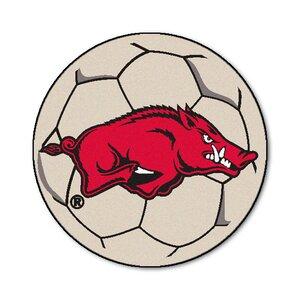 NCAA University of Arkansas Soccer Ball