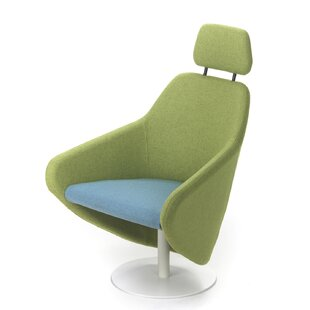 Taxido Swivel Lounge Chair wit..