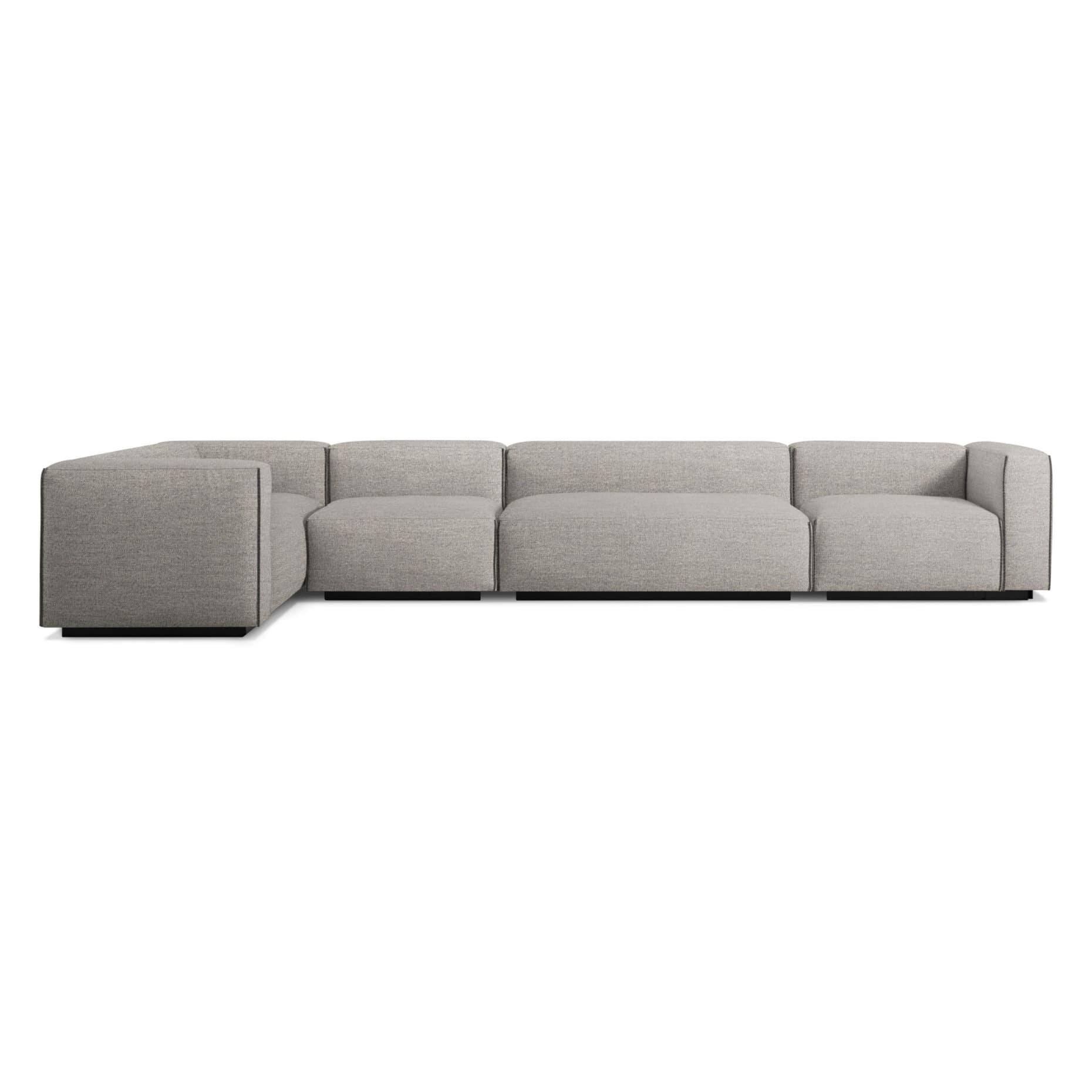Blu Dot Cleon Large Modular Sectional Sofa Wayfair