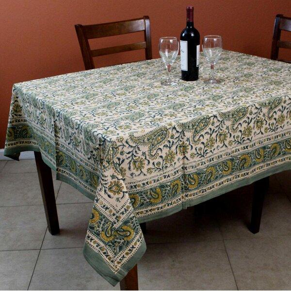 Print Block Tablecloths Wayfair