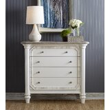 4 Drawer Nightstand by Dowton Abbey