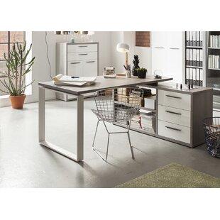 Disegno Corner Computer Desk By Ebern Designs