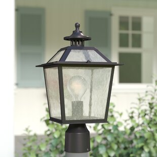 Bruggeman Outdoor 1-Light Lant..