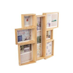 bfce7c896aca Edge 7 Opening Collage Wall Picture Frame. by Umbra