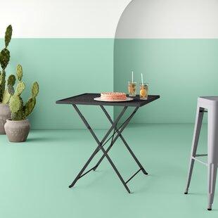 Truett Metal Dining Table