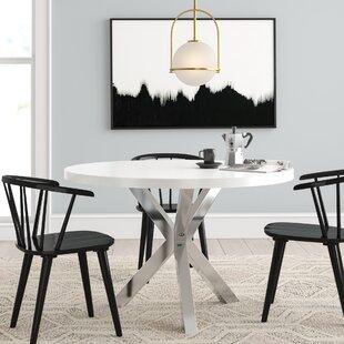 Modern Glam Dining Tables Allmodern