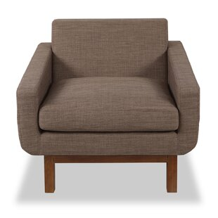 Best Reviews Stuart Armchair by Corrigan Studio