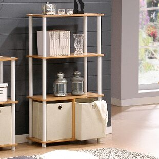 Find the perfect Etagere Bookcase ByWildon Home ®