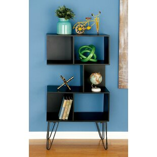 Geometric Bookcase by Cole & Grey Best Choices