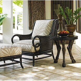 Marimba Lounge Patio Chair with Cushion